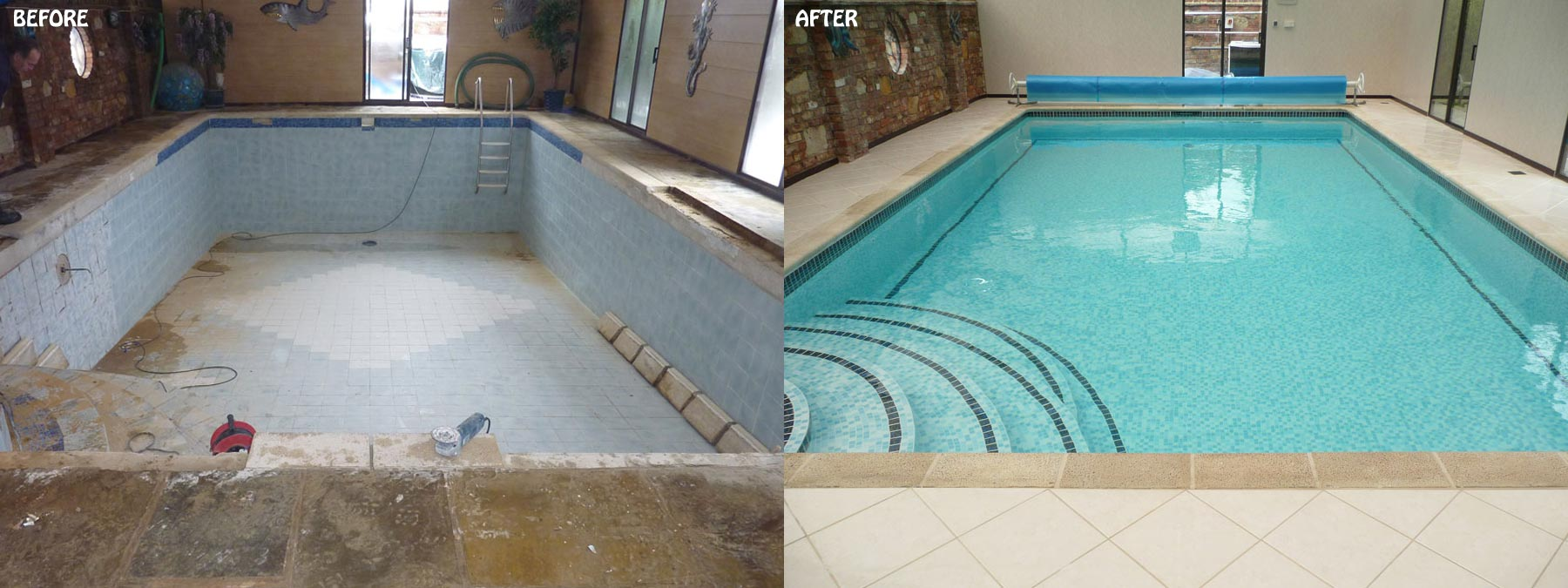 Pool Refurbishment - Southern Pools